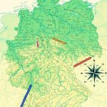carte camping allemagne