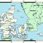 carte danemark billund